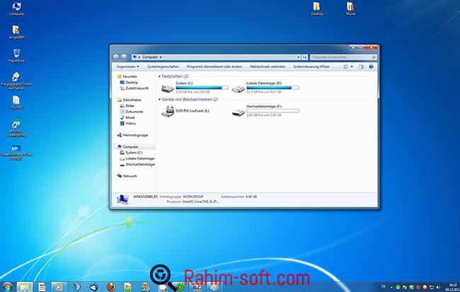 Windows 7 July 2016 Free download