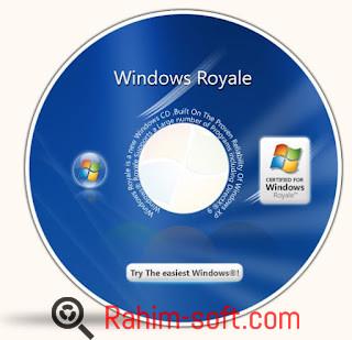 windows xp seven royale sp3 2010