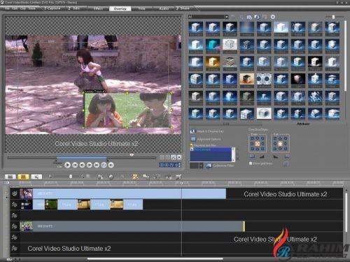 Corel Video Studio Ultimate x2 Free Download