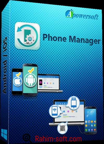 Apowersoft Phone Manager PRO 2.7 Free