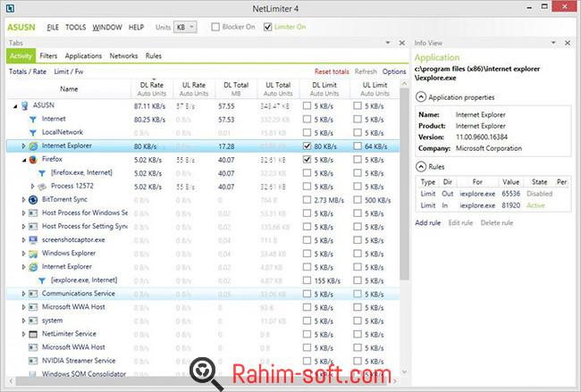NetLimiter Enterprise v4.0 Free Download
