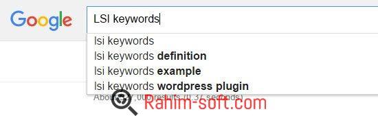 google-auto-suggest