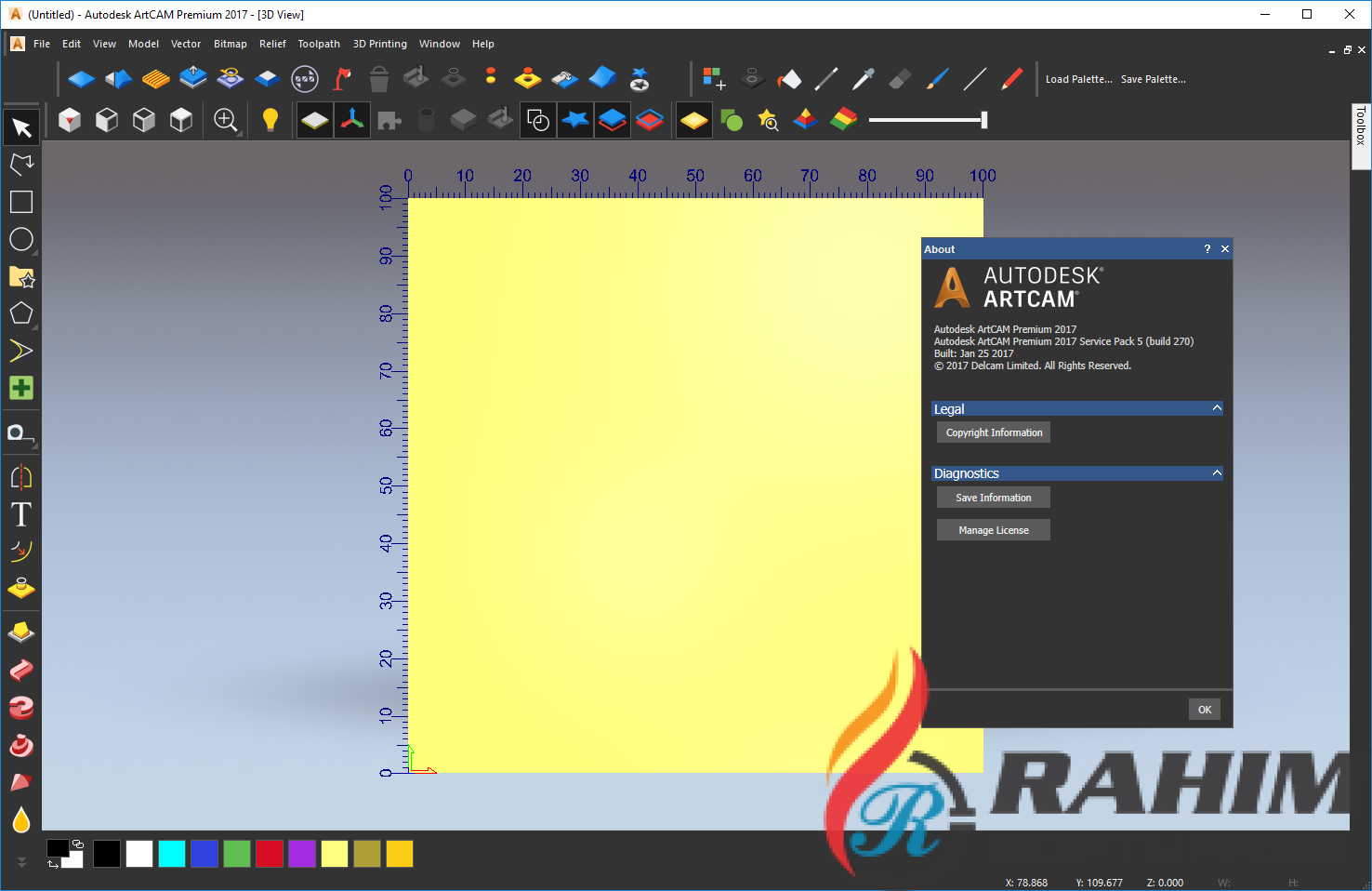 Autodesk ArtCAM 2017 Free Download - Rahim soft