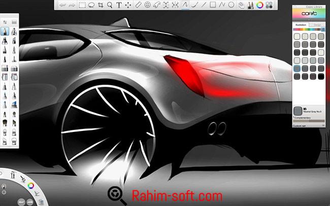 Autodesk SketchBook Pro 2016 Free Download