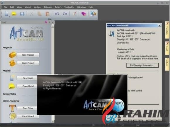 Delcam ArtCAM 2011 Free Download
