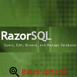 Richardson Software RazorSQL 7 Free Download