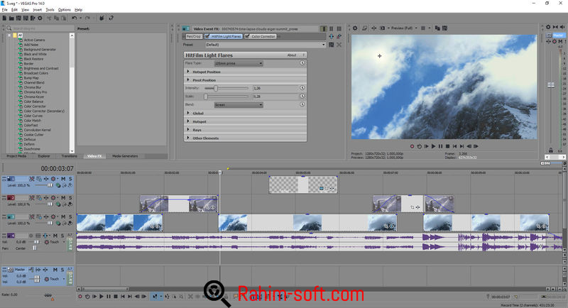 MAGIX Vegas Pro v14 Free Download