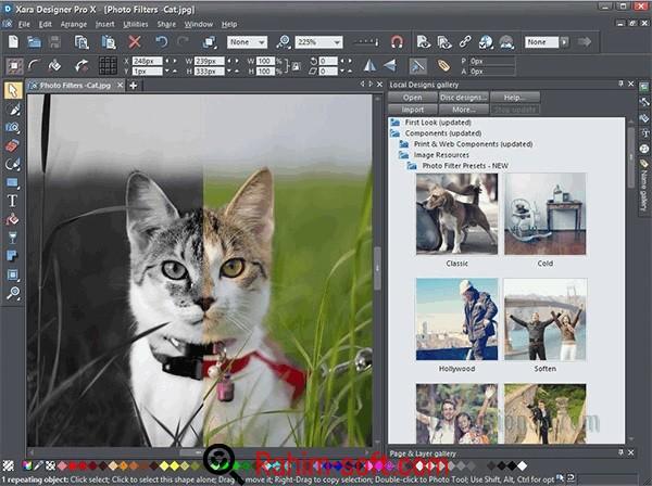 Xara Designer Pro X365 Free Download