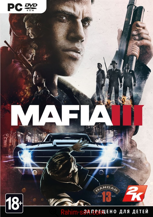Mafia III Digital Deluxe Edition Full Unlocked Free Download