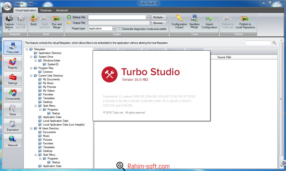 Turbo Studio 16 Free download