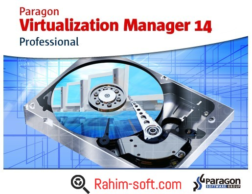 Paragon Virtualization Manager 14 Professional Free Download