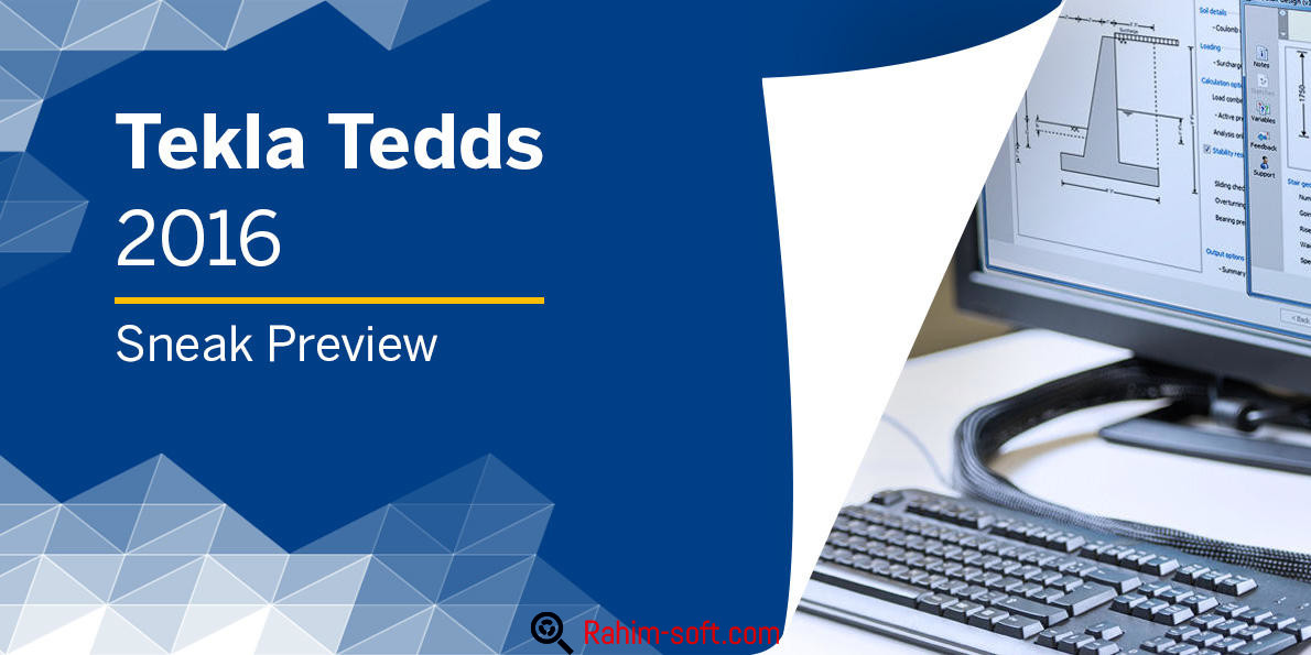 Tekla Tedds 2016 v18 Free Download Full Version