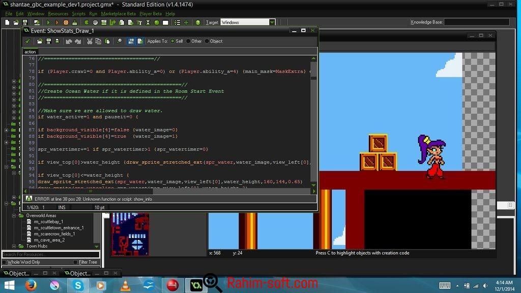 GameMaker Studio Professional v1.4 Free Download