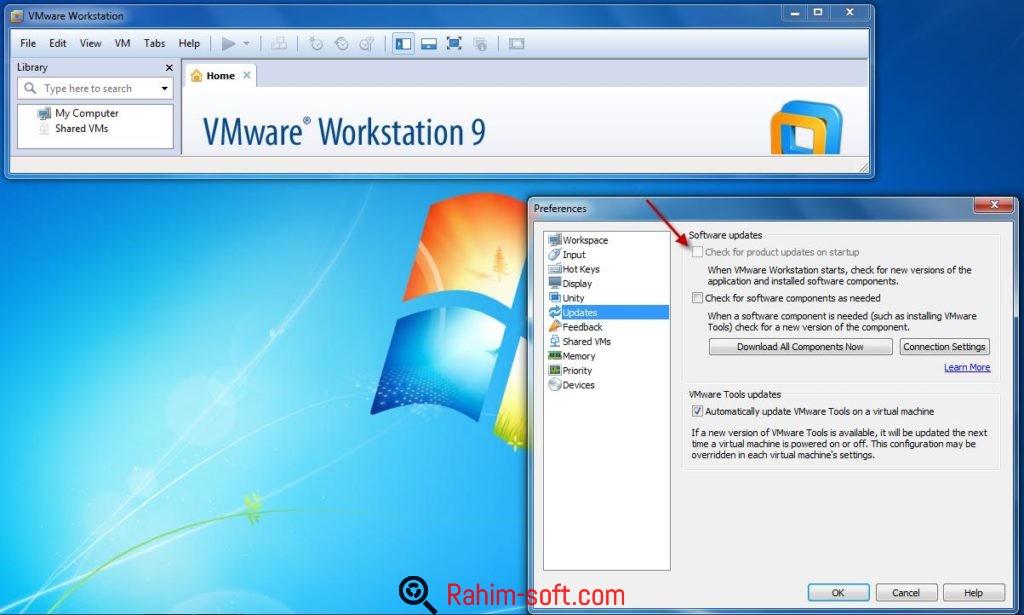 VMware Workstation Player v12 Free Download