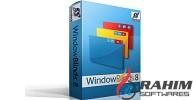 Stardock WindowBlinds 8.13 Free Download
