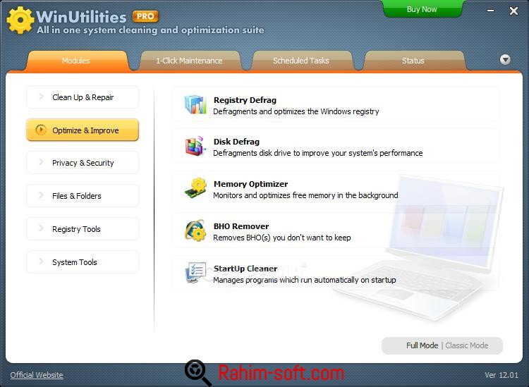 WinUtilities Professional Edition 13 Free Download