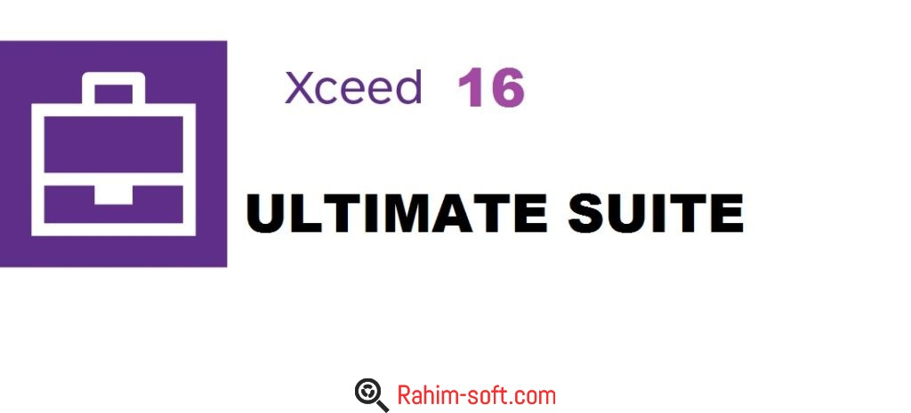 Xceed Ultimate Suite 16.3 Free download