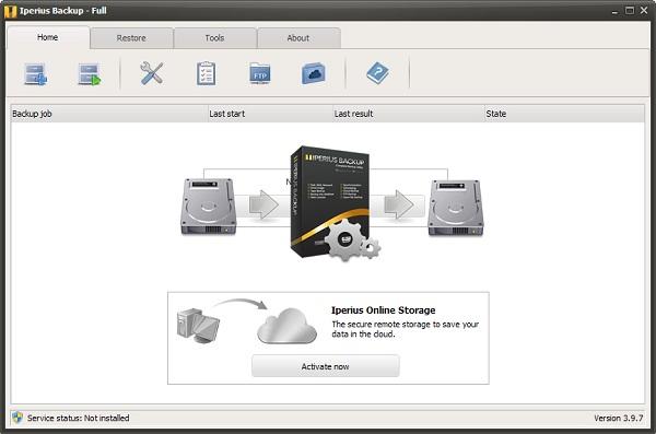 Iperius Backup 4.7.1 Free Download