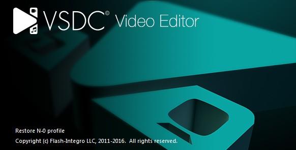 VSDC Video Editor Pro 5.7.1.644 Free Download