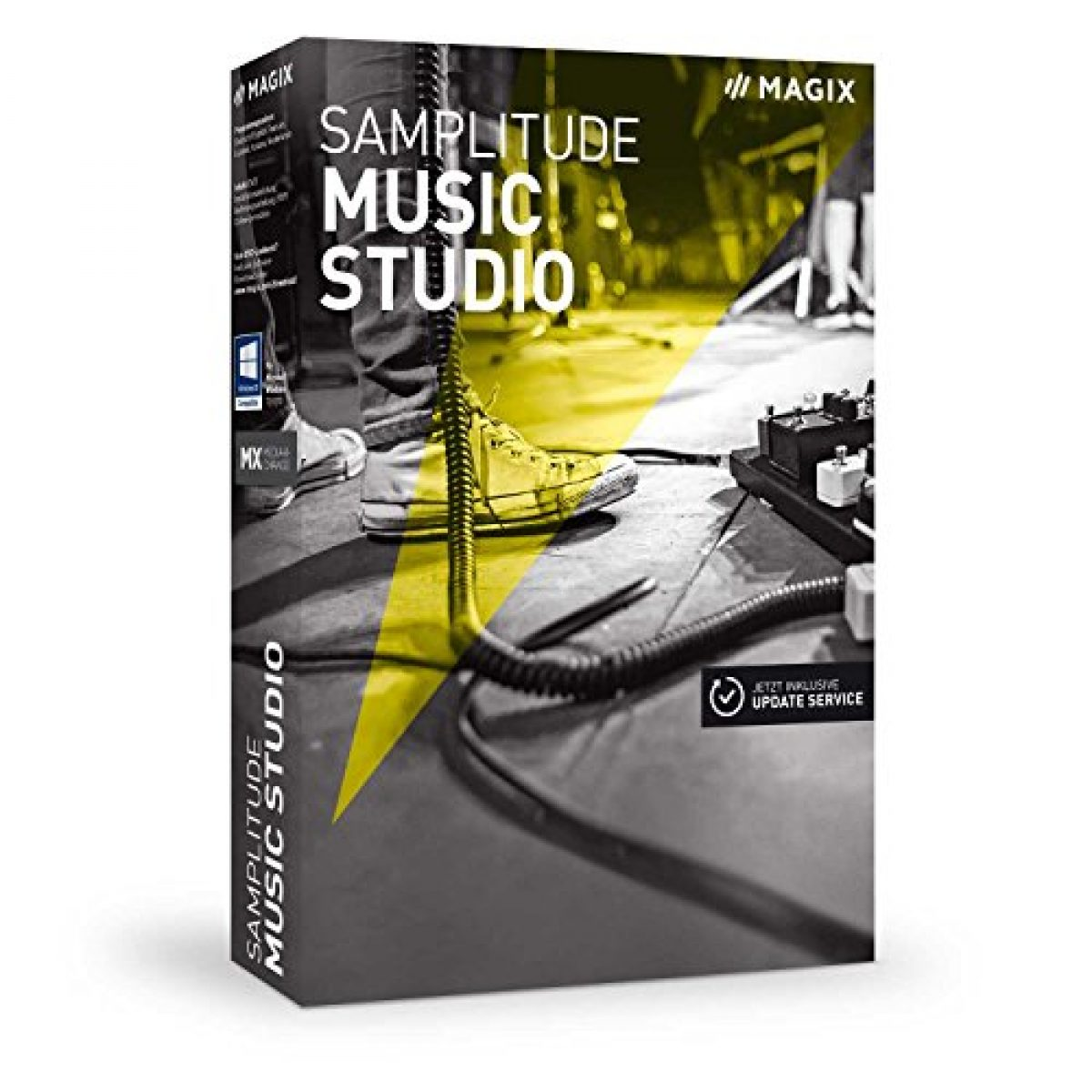 MUSIC TÉLÉCHARGER MAGIX MX GRATUIT STUDIO SAMPLITUDE