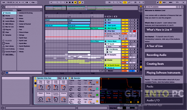 Ableton Live Suite 9.7 Free Download