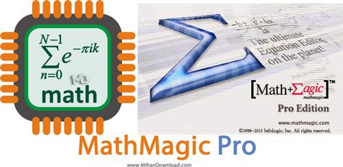 MathMagic Pro Edition v7.7 Free download
