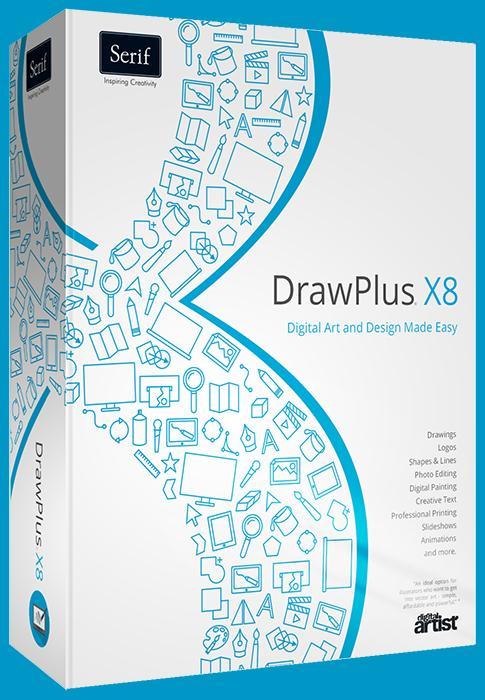 Serif Drawplus x8 free download