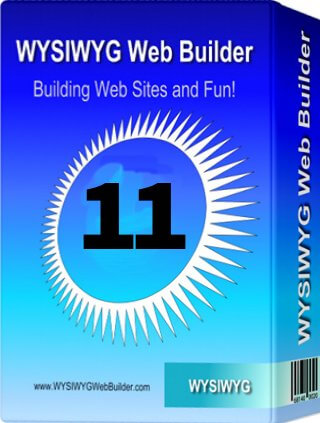 WYSIWYG Web Builder 11.6 With Extensions Pack