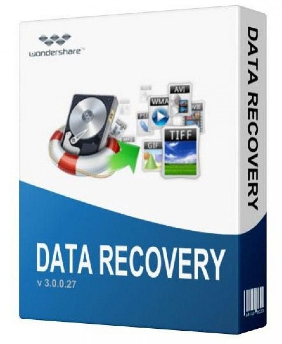 Wondershare Data Recovery 5.0 Free download Full Version