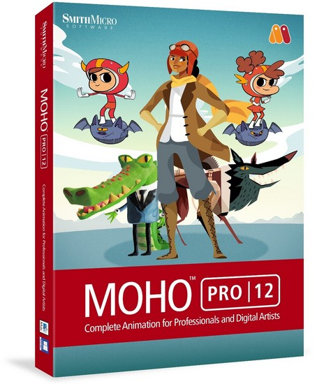Smith Micro Moho Pro v12.2 Free Download