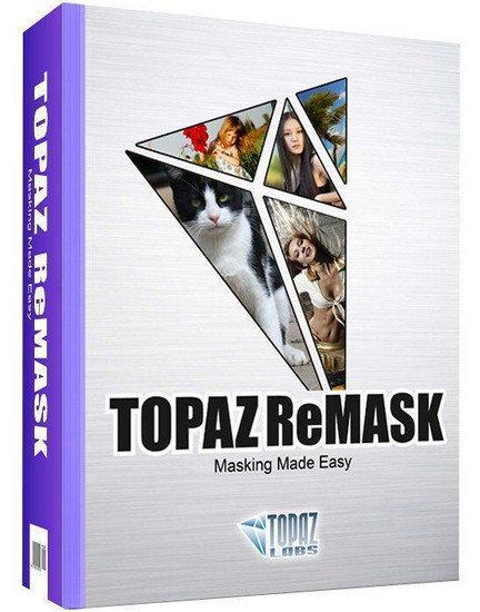 Topaz ReMask 5.0.1 Mac Free Download