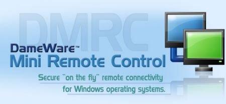DameWare Mini Remote Control 12 Free Download