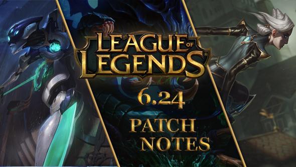 League of Legends 6.24 Free download