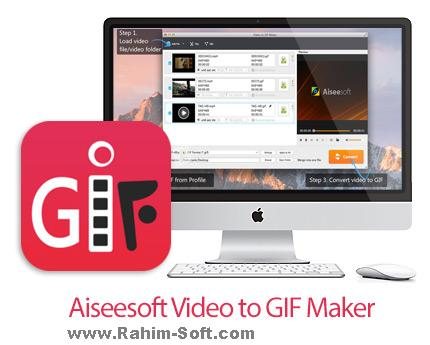 Aiseesoft Video to GIF Maker 1.0 MacOSX