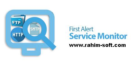 First Alert Service Monitor 17.0 Free Download