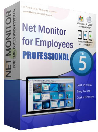 Net Monitor for Employees Professional 5.3.1 Free Download