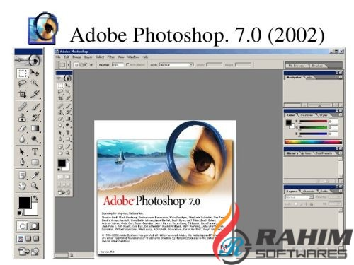 Adobe Photoshop CS 8 0 Portable Free Download
