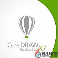 CorelDRAW X7.4 Portable Free Download