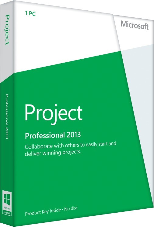 Microsoft Project Professional 2013 SP1 Free Download