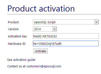ApexSQL Recover 2016 Free Download