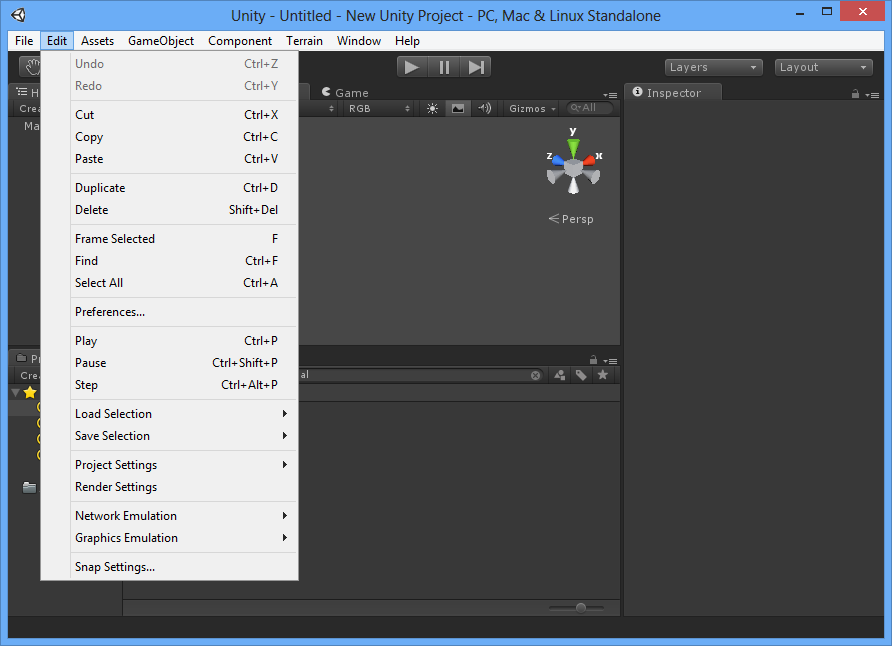 Unity Professional 5.5.1 Free Download