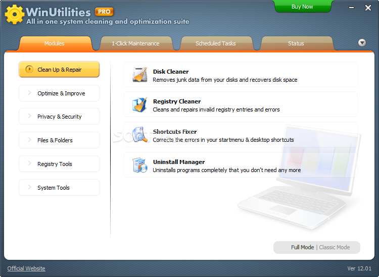 WinUtilities Professional Edition 13.22 Free Download