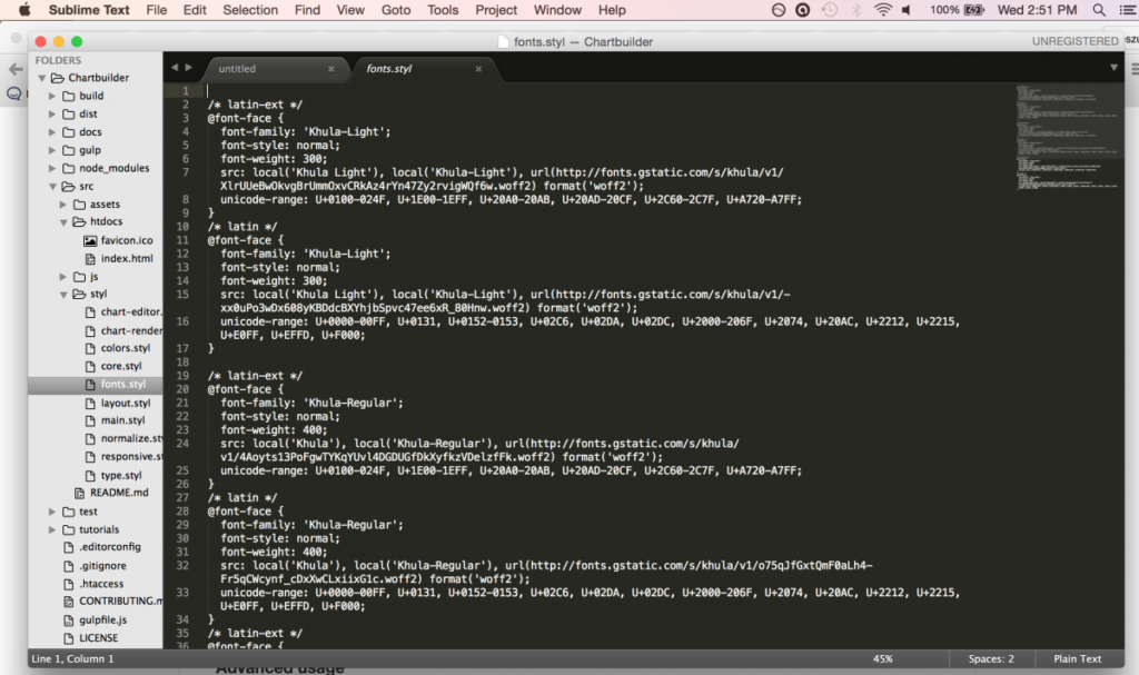 Sublime Text 3 Portable Free Download