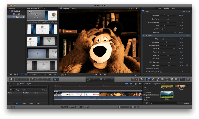 red giant magic bullet looks free download mac