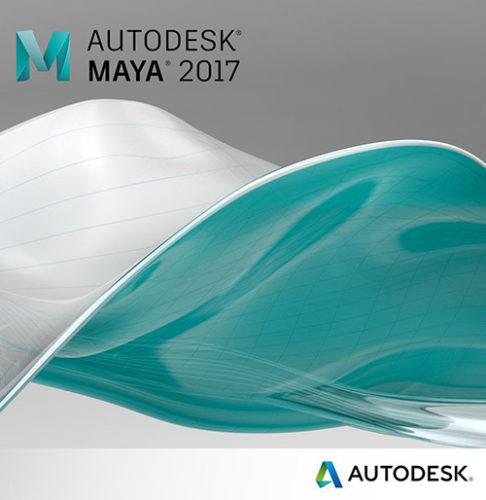 Autodesk Maya 2017.1 Free Download
