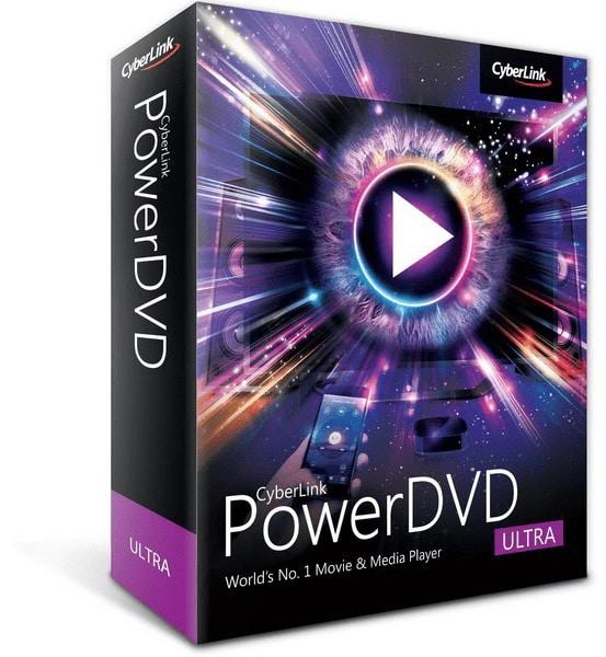 CyberLink PowerDVD Ultra 17 Free Download