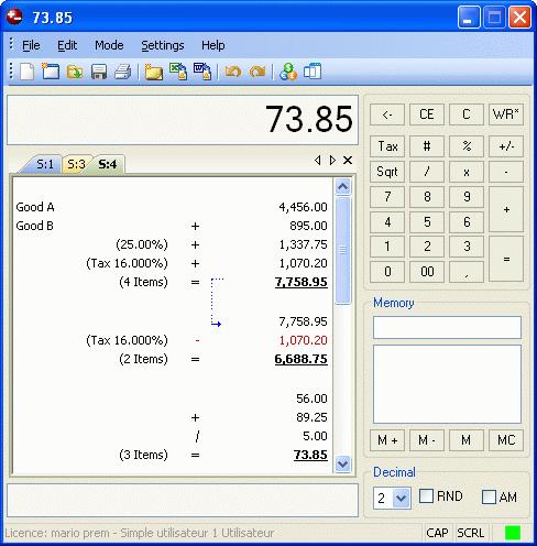 DeskCalc 5.2 Free Download