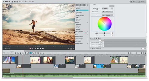 MAGIX Photostory 2017 Deluxe 16.1 Free Download