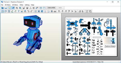 Pepakura Designer 4.0 Free Download
