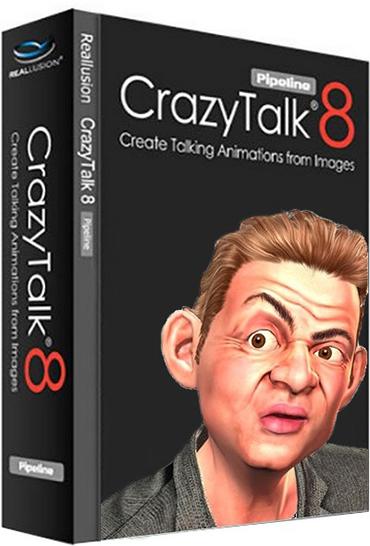 Reallusion CrazyTalk Pro 7.11 Free Download